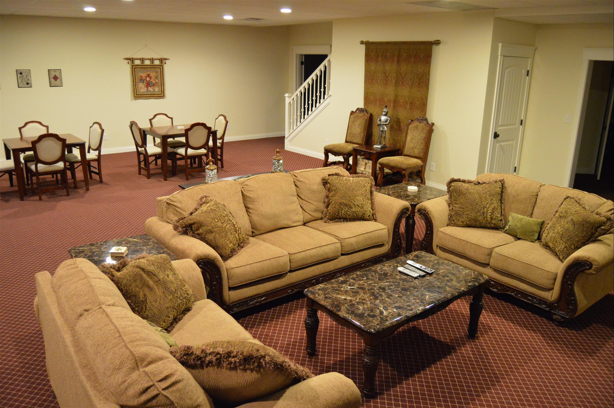 Basement Common Room